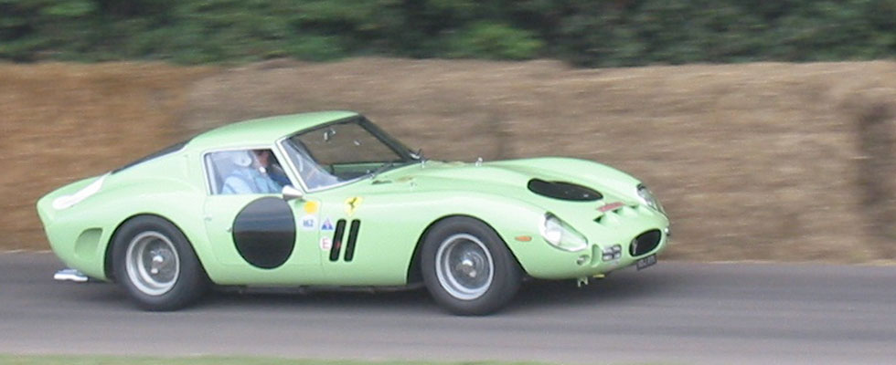 1962 Ferrari 250 GTO &#8211; World&#8217;s Most Expensive Car At $35 million
