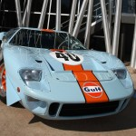Pair of Rare Ford GT40s for Sale at RM's Monterey Auction