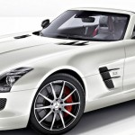 Mercedes-Benz Launches New 2013 SLS AMG GT – Coupe and Roadster