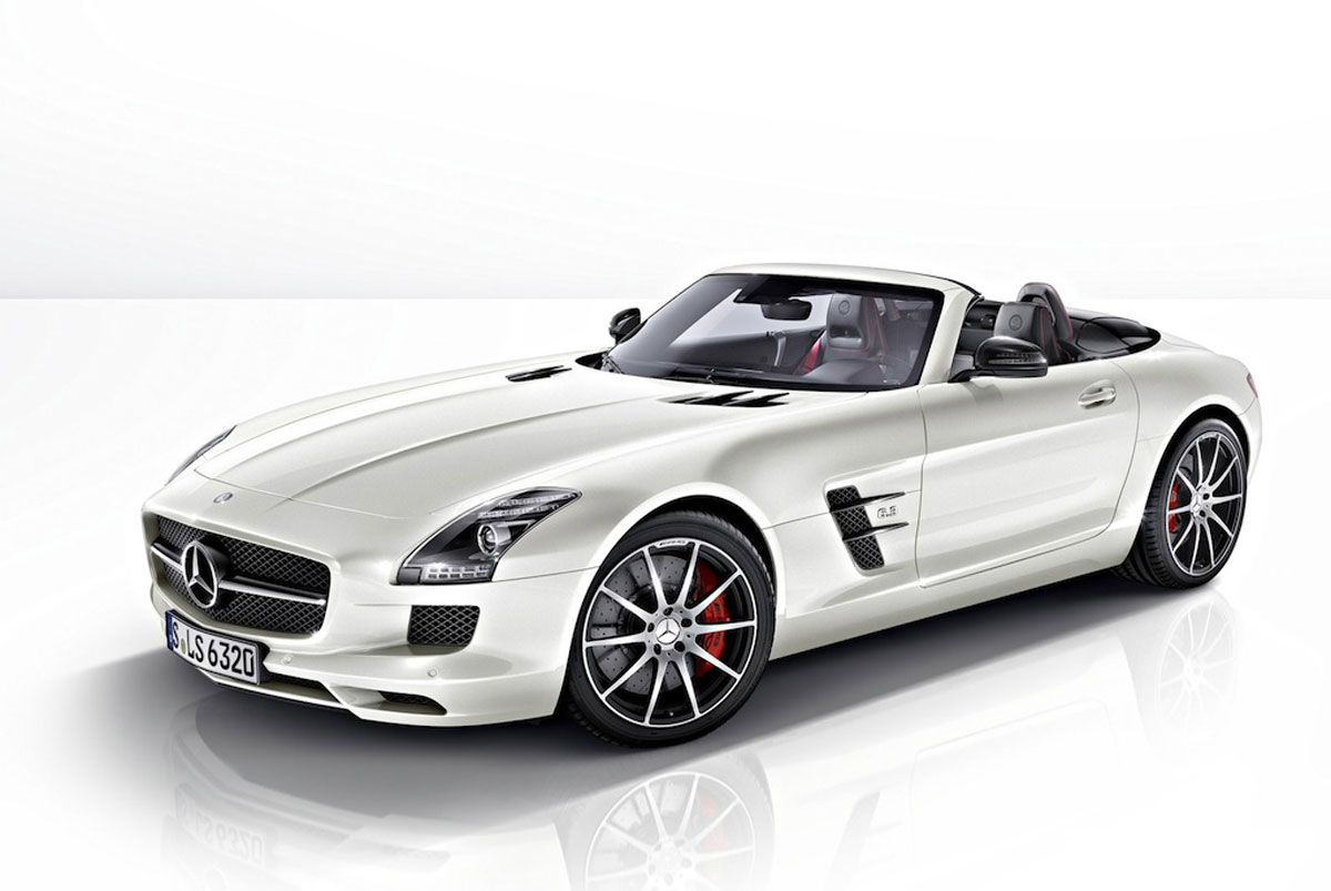 mercedes benz launches new 2013 sls amg gt coupe and. Black Bedroom Furniture Sets. Home Design Ideas
