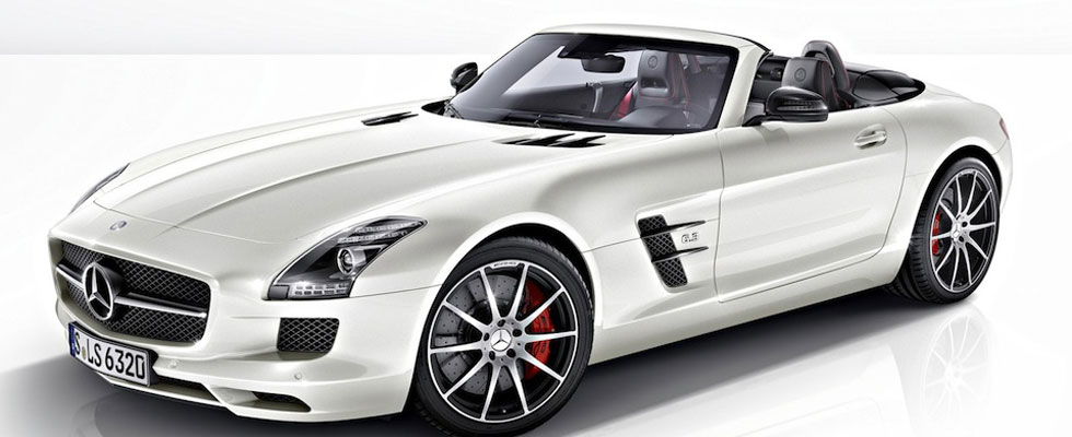 Mercedes-Benz Launches New 2013 SLS AMG GT &#8211; Coupe and Roadster