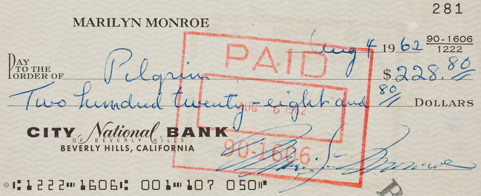 A-Marilyn-Monroe-Likely-Final-Signed-Check-4