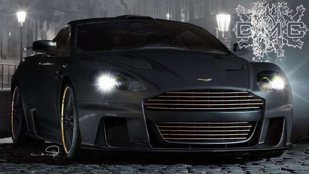 Aston Martin Dbs Fakhuna Modified By Dmc Extravaganzi