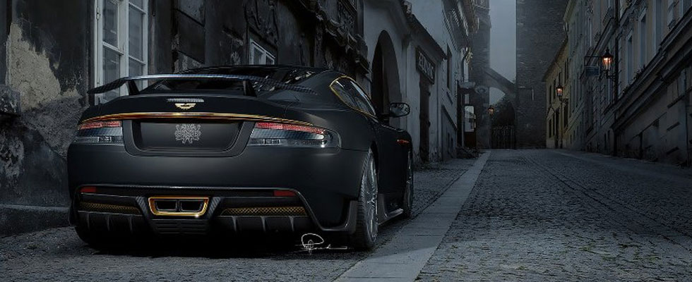 Aston Martin DBS Fakhuna Modified by DMC