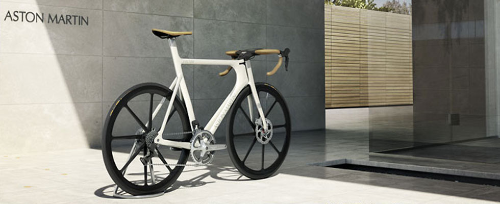 Aston Martin Launches One-77 Cycle – Limited Edition Luxury Superbike