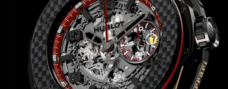 Big Bang Ferrari watch China