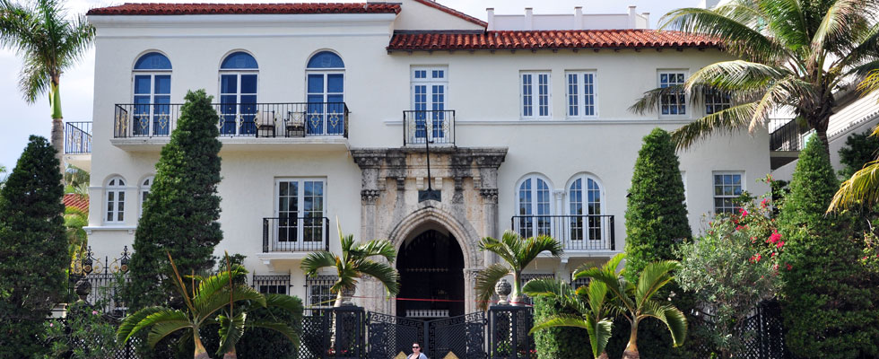Versace's Miami Beach Mansion on Sale for $125 million