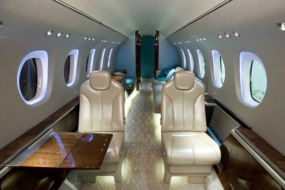 Cessna Citation Longitude New Midsize Business Jet