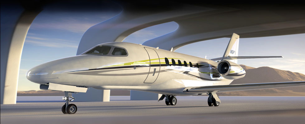 Cessna Citation Longitude - New Midsize Business Jet