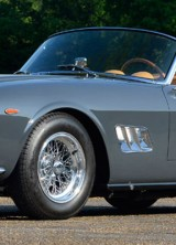 Charlie's Angels 1963 Ferrari To Be Auctioned as World's Most Expensive Car