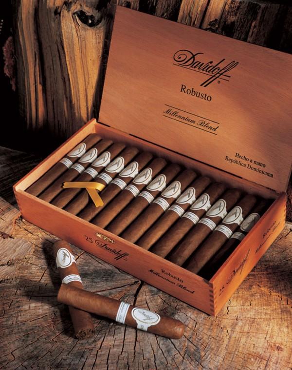 Davidoff Launches Elegant New Line of Cigars