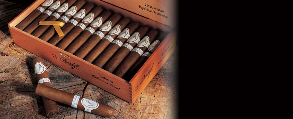 Davidoff New Puro d&#8217;Oro Gigantes Line