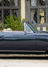 Elton John's 1975 Bentley Corniche Goes Under the Hammer at Bonhams Sale
