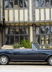 Elton John's 1975 Bentley Corniche convertible