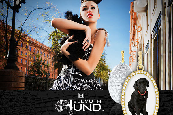 Hellmuth Hund &#8211; Luxury Dog-centric Jewelry