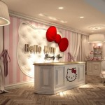 World's First Hello Kitty Beauty Spa Opens in Dubai