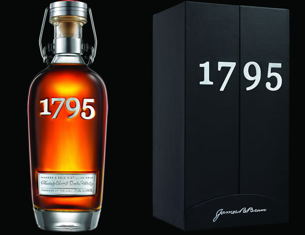 Limited Edition Jim Beam 1795 Bourbon