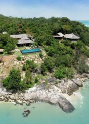 Beachfront Villa in Koh Samui