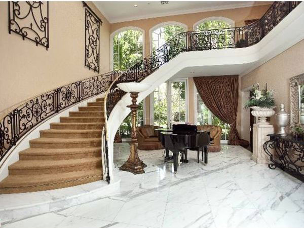 Martin Lawrence's Beverly Hills House