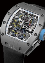 TWO Richard Mille limited editions for Le Mans Classic 2012