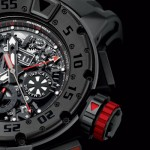 Richard Mille's New RM 032 Dark Diver Automatic Chronograph