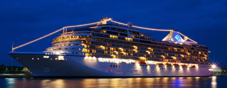 Riviera - Oceania Cruises' Latest Luxury Cruise Liner