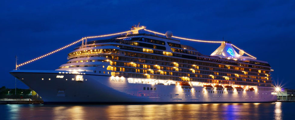 Riviera – Oceania Cruises' Latest Luxury Cruise Liner