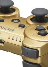 Limited Edition Sony Metallic Gold Dualshock 3 Controller