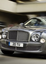 Bentley Introduces Exciting New Model at the 2012 Goodwood Festival of Speed