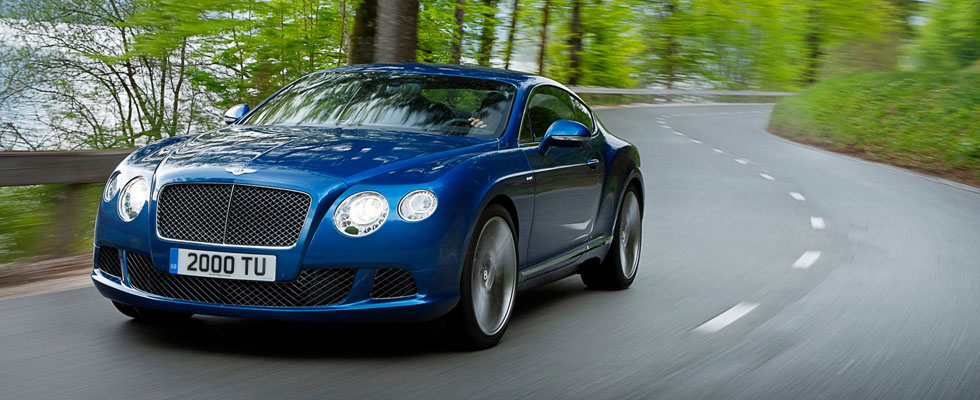 The New Continental GT Speed &#8211; Bentley&#8217;s Fastest Production Model Ever