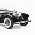 Von Krieger's 1936 Mercedes-Benz 540K for Sale at Gooding & Company's Pebble Beach Auctions