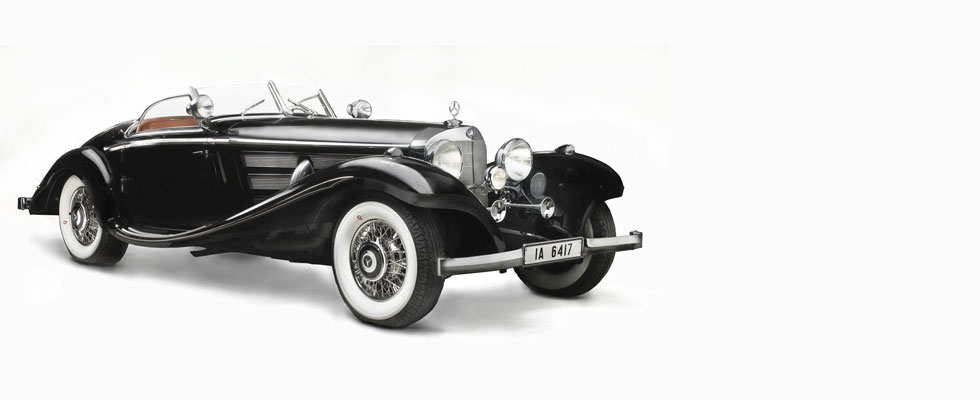 Von Krieger&#8217;s 1936 Mercedes-Benz 540K for Sale at Gooding &amp; Companys Pebble Beach Auctions