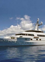 Superyacht White Cloud