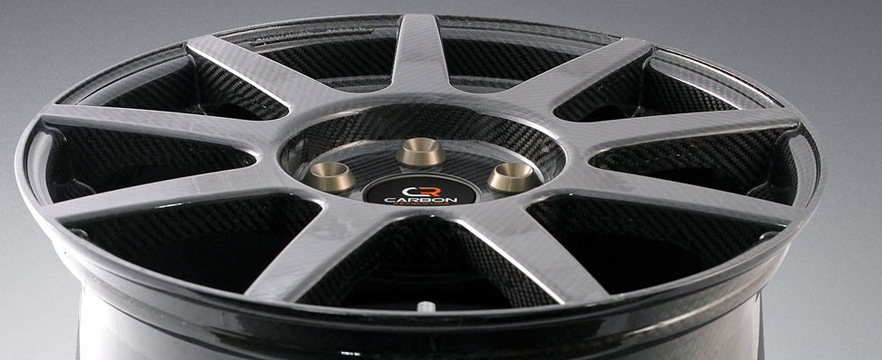 World's First One-piece Carbon Fiber Wheel by Carbon Revolution