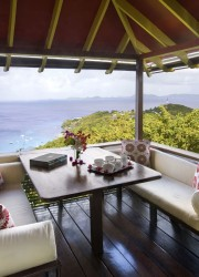 Shogun Mustique, Carribean