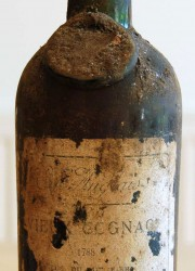 224 Year-Old Cognac Bottle worth $77,000 Smashed by Clumsy Customer