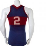 Oldest Kansas Jayhawks Jersey Known Hits Heritage's Platinum Auction
