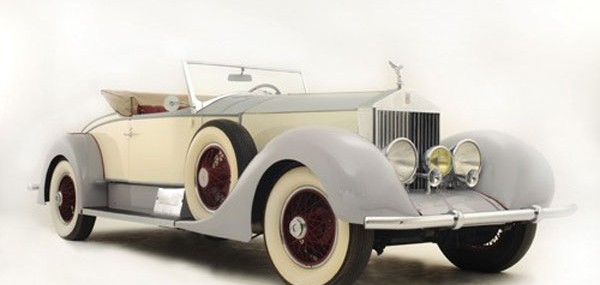 1927 Rolls-Royce Phantom I Playboy Roadster