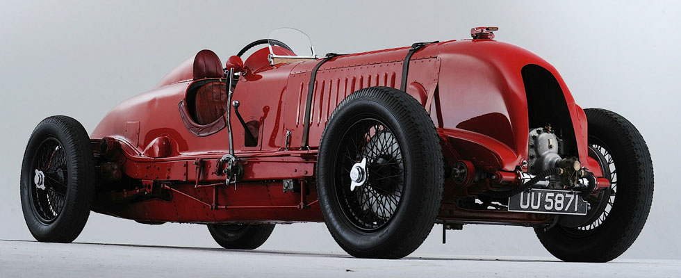 Legendary Bentley Sets £4.5 Million Auction Record