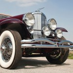 RM Auctions St. John's 2012 Highlights a 1930 Duesenberg SJ Convertible Victoria by Rollston