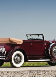 Duesenberg Model SJ Convertible