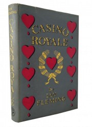 1953 Ian Fleming Casino Royale First Edition