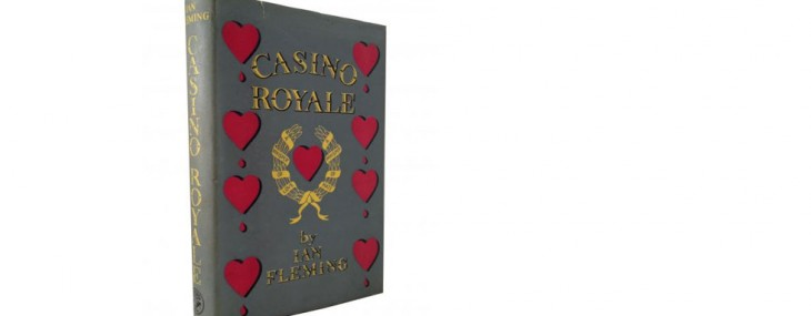 Ian Fleming Casino Royale First Edition on Sale for $78,000