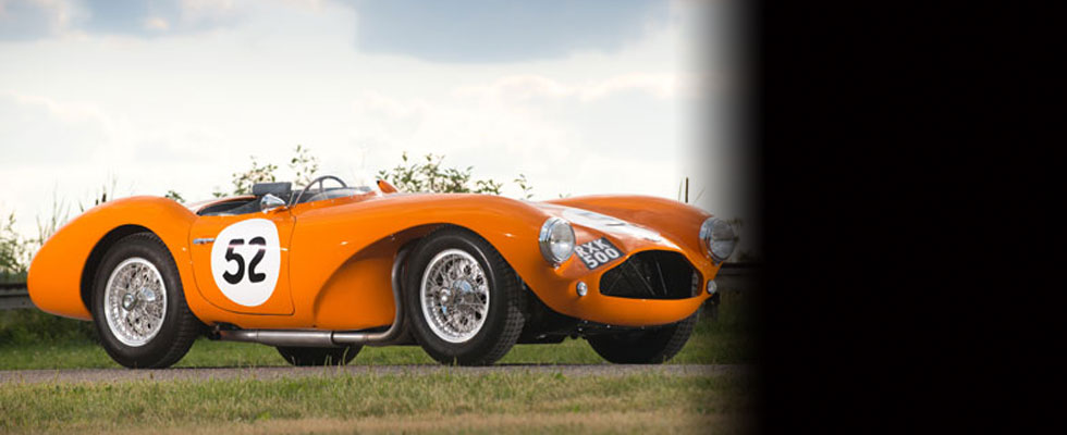 Rare 1955 Aston Martin DB3S Sports Racing Car Could fetch $3.8 million at RM Auctions' Monterey sale
