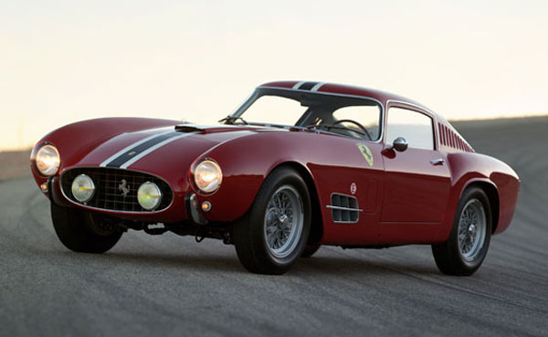 Rare 1956 Ferrari 250 GT Berlinetta Tour de France to be Offered by RM Auctions