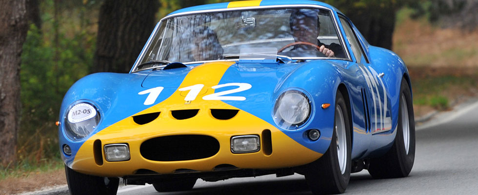 World's Most Expensive Car Crash Caused by 1962 Ferrari 250 GTO