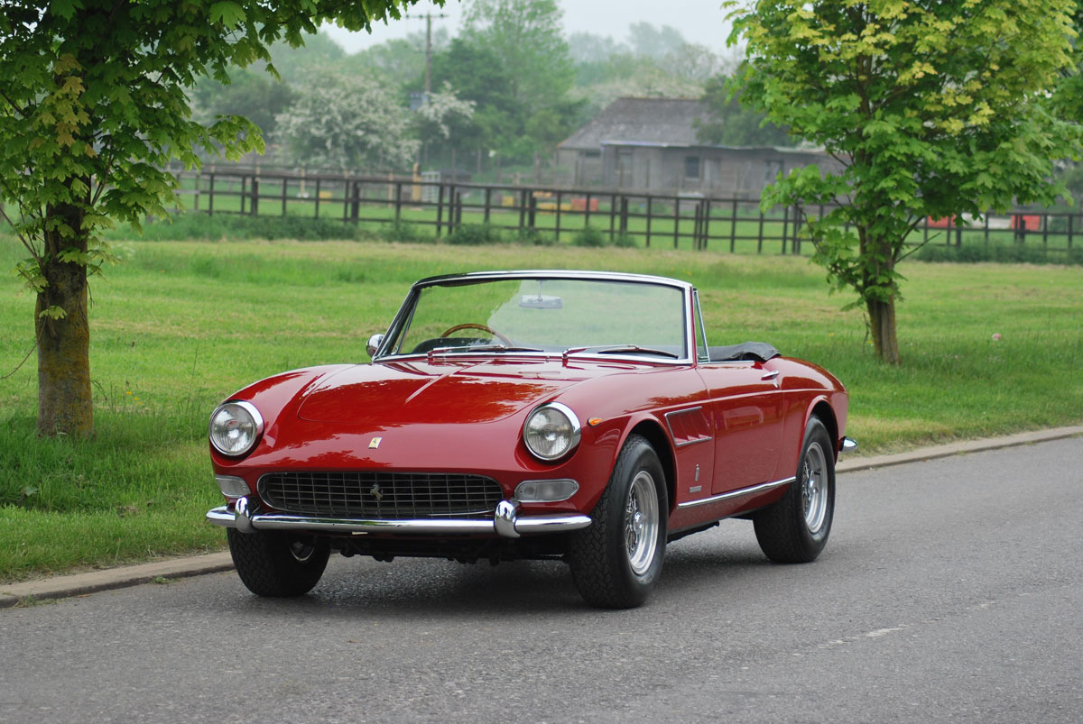 1965 ferrari 275 gts related infomationspecifications weili rare right hand drive ferrari 275 gts sold for 876000 at bonhams vanachro Images