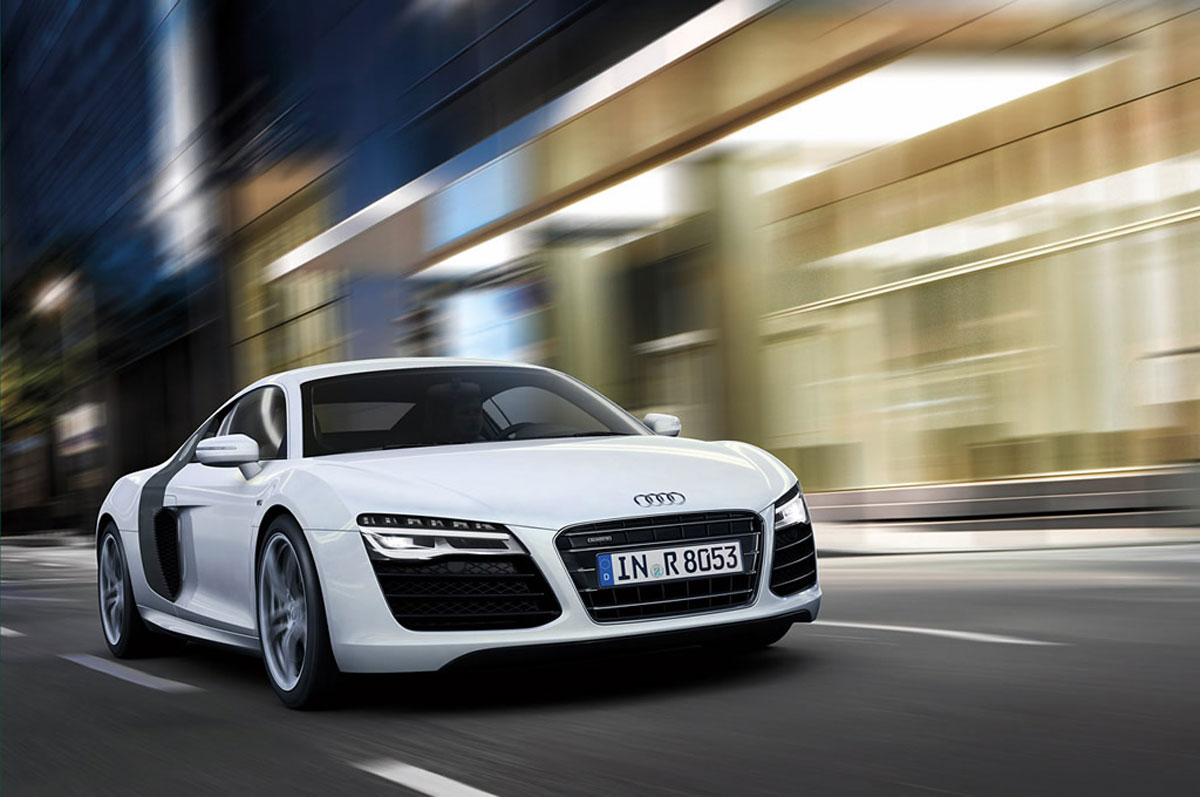 audi new car release2013 Audi R8 Finally Revealed  eXtravaganzi