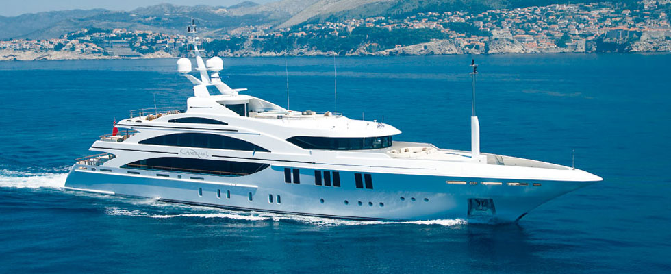 ANDREAS L &#8211; Benetti Mediterranean Luxury Motor Yacht for Charter