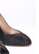 Aruna Seth's Olympic Inspired Shoes
